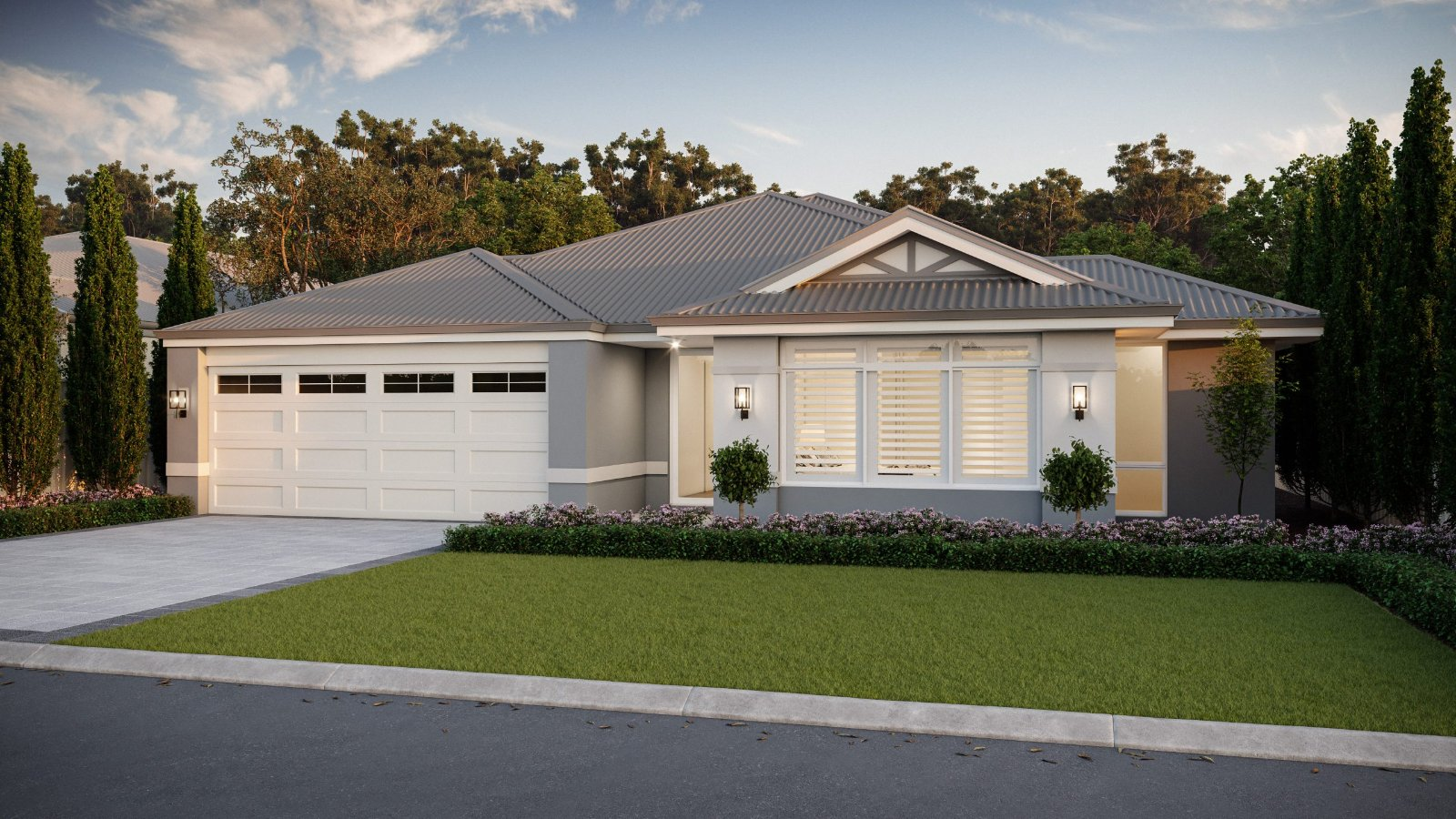 coogee plunkett homes vasse house and land packages elevation