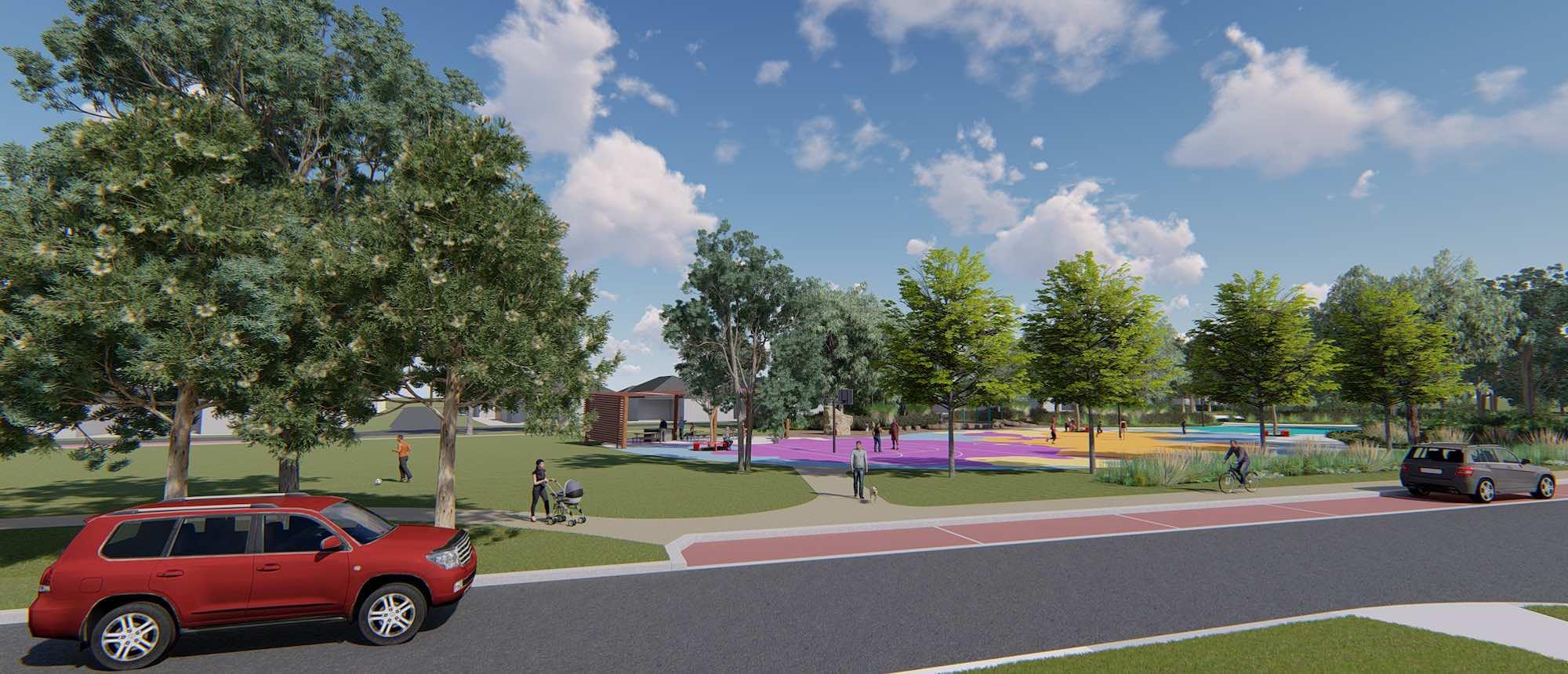 Vasse-new-park-pump-track-courts-bbqs-trees