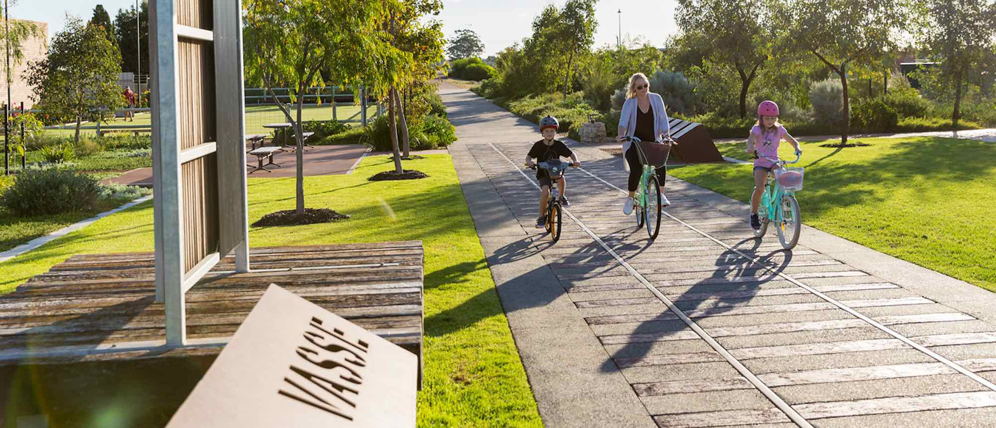 vasse-estate-land-for-sale-wadandi-track-family-cycling